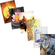 Cover-Bild zu Buddha-Karten-Set von Zintenz