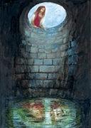 Cover-Bild zu Die Frau am Jakobsbrunnen von Köder, Sieger (Illustr.)