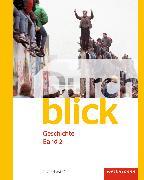 Cover-Bild zu Durchblick Geschichte 2. Schülerband. CH von Davanzo, Eva