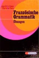 Cover-Bild zu Französische Grammatik. Übungen von Haas, Joachim