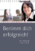 Cover-Bild zu Benimm dich erfolgreich! (eBook) von Hammelmann, Iris