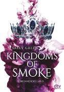 Cover-Bild zu Kingdoms of Smoke - Brennendes Land von Green, Sally