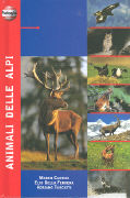 Cover-Bild zu Cantini, Marco (Text von): Faszination Alpentiere / Animali delle Alpi