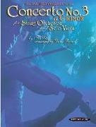 Cover-Bild zu Concerto No. 3 in C Minor von Seitz, Friedrich (Komponist)