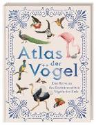 Cover-Bild zu Atlas der Vögel von Taylor, Barbara