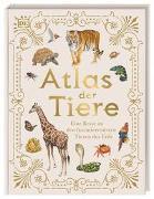 Cover-Bild zu Atlas der Tiere von Taylor, Barbara