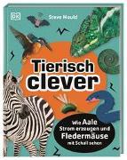 Cover-Bild zu Tierisch clever von Mould, Steve