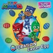 Cover-Bild zu Operation Easter Egg [With One Sheet of Stickers] von Shaw, Natalie (Hrsg.)