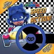 Cover-Bild zu Speed Into Action!: A Steer-The-Story Book von Hastings, Ximena