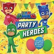 Cover-Bild zu Party Heroes von Hastings, Ximena (Hrsg.)