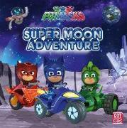 Cover-Bild zu PJ Masks: Super Moon Adventure von Pat-a-Cake