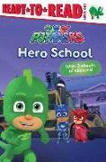 Cover-Bild zu Hero School von Gallo, Tina (Hrsg.)