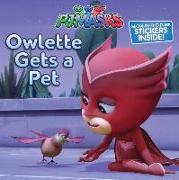 Cover-Bild zu Owlette Gets a Pet von Testa, Maggie (Hrsg.)
