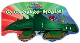 Cover-Bild zu Go, Go, Gekko-Mobile! von Dingee, A. E.