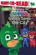 Cover-Bild zu Gekko Saves the City von Nakamura, May (Hrsg.)