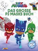 Cover-Bild zu VE 5 PJ Masks: Das große PJ Masks Buch