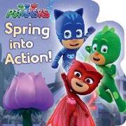 Cover-Bild zu Spring Into Action! von Nakamura, May (Hrsg.)