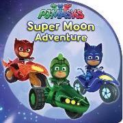 Cover-Bild zu Super Moon Adventure von Dingee, A. E. (Hrsg.)