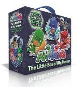 Cover-Bild zu The Little Box of Big Heroes: Pj Masks Save the Library; Hero School; Super Cat Speed; Race to the Moon! von Various