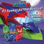 Cover-Bild zu Pj Seeker to the Rescue!: A Lift-The-Flap Adventure von Michaels, Patty (Hrsg.)