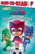 Cover-Bild zu Team Pj Masks von Nakamura, May (Hrsg.)