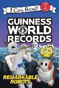 Cover-Bild zu Guinness World Records: Remarkable Robots von Finnegan, Delphine