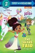 Cover-Bild zu The Share Fair (Nella the Princess Knight) von Finnegan, Delphine