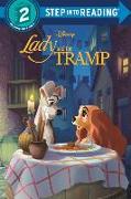 Cover-Bild zu Lady and the Tramp (Disney Lady and the Tramp) von Finnegan, Delphine