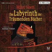 Cover-Bild zu Das Labyrinth der träumenden Bücher