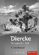 Cover-Bild zu Diercke Geographie 7/8. Ausgabe 2016. Lehrermaterial mit CD-ROM. BW