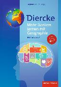 Cover-Bild zu Diercke Weltatlas 2. Aktuelle Ausgabe. Mehr Denken lernen mit Geographie. Methoden von Coen, Annette