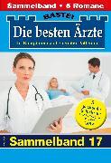 Cover-Bild zu Die besten Ärzte 17 - Sammelband (eBook) von Kastell, Katrin