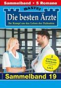 Cover-Bild zu Die besten Ärzte 19 - Sammelband (eBook) von Kastell, Katrin