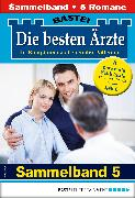 Cover-Bild zu Die besten Ärzte 5 - Sammelband (eBook) von Ritter, Ina