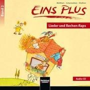Cover-Bild zu EINS PLUS 2. Ausgabe D. Audio-CD von Wohlhart, David