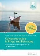 Cover-Bild zu Gewaltprävention in Pflege und Betreuung (eBook) von Jung-Lübke, Michael