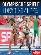 Cover-Bild zu Olympische Spiele Tokyo 2021 von Deutsche Presse-Agentur (dpa) (Hrsg.)