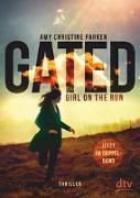Cover-Bild zu Gated - Girl on the run von Parker, Amy Christine