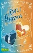 Cover-Bild zu Zwei Herzen - eine Pferdeliebe: Doppelband: Pias Geschichte / Maries Geschichte von Kirschner, Sabrina J.