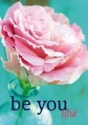 Cover-Bild zu Weisheits-Postkarte: be you tiful von ZintenZ