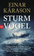 Cover-Bild zu Sturmvögel von Kárason, Einar