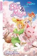Cover-Bild zu Bibi & Miyu, Vol. 1 von Hirara Natsume