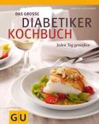 Cover-Bild zu Das große Diabetiker-Kochbuch von Fritzsche, Doris