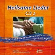 Cover-Bild zu Heilsame Lieder 2 von Bossinger, Wolfgang