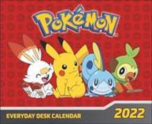 Cover-Bild zu Pokemon Tagesabreißkalender 2022
