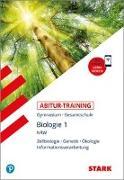 Cover-Bild zu Abitur-Training - Biologie 1 Nordrhein-Westfalen von Brixius, Rolf