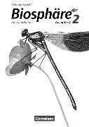 Cover-Bild zu Biosphäre 2. Ausgabe A. Klassenarbeiten von Albert, Carolin