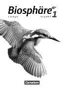 Cover-Bild zu Biosphäre 1. Ausgabe A. Lösungen zum Schülerbuch von Auerbach, Stefan