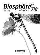Cover-Bild zu Biosphäre 7./8. Schuljahr. Lösungen. NI von Auerbach, Stefan