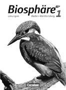 Cover-Bild zu Biosphäre 1. Lösungen zum Schülerbuch. BW von Auerbach, Stefan